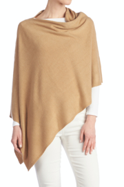 CoCo and Carmen  Lightweight Poncho - Front cropped