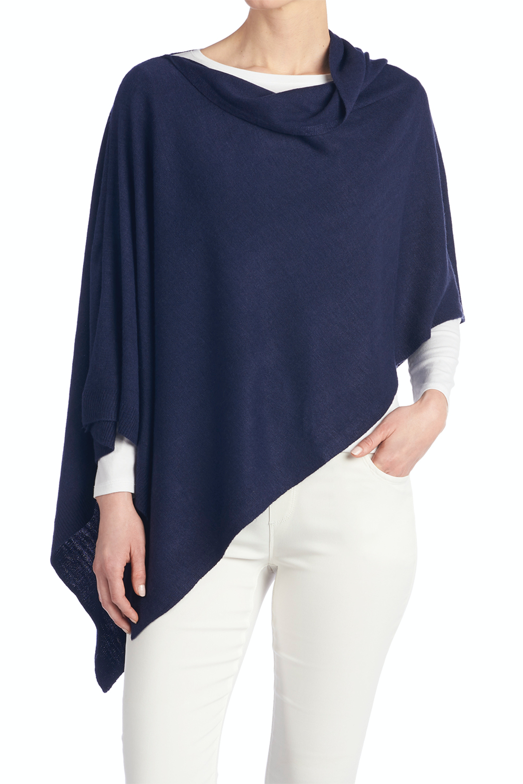 CoCo and Carmen  Lightweight Poncho - Main Image