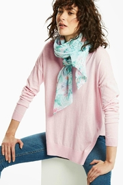 Joules Lightweight Print Scarf - Product Mini Image