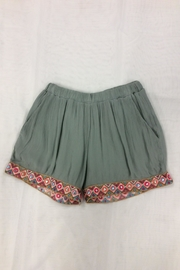 NONE Lightweight Short - Front cropped