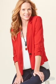 Charlie Paige Lightweight Summer Blazer - Product Mini Image