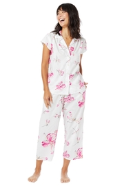 The Cat's Pajamas Lightweight Summer Pj's - Product Mini Image