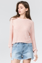 On Twelfth Lightweight Sweater - Product Mini Image