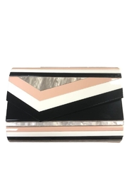 Like Dreams Binx Wedge Clutch - Product Mini Image