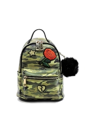 Like Dreams Mini Camo Backpack - Product Mini Image
