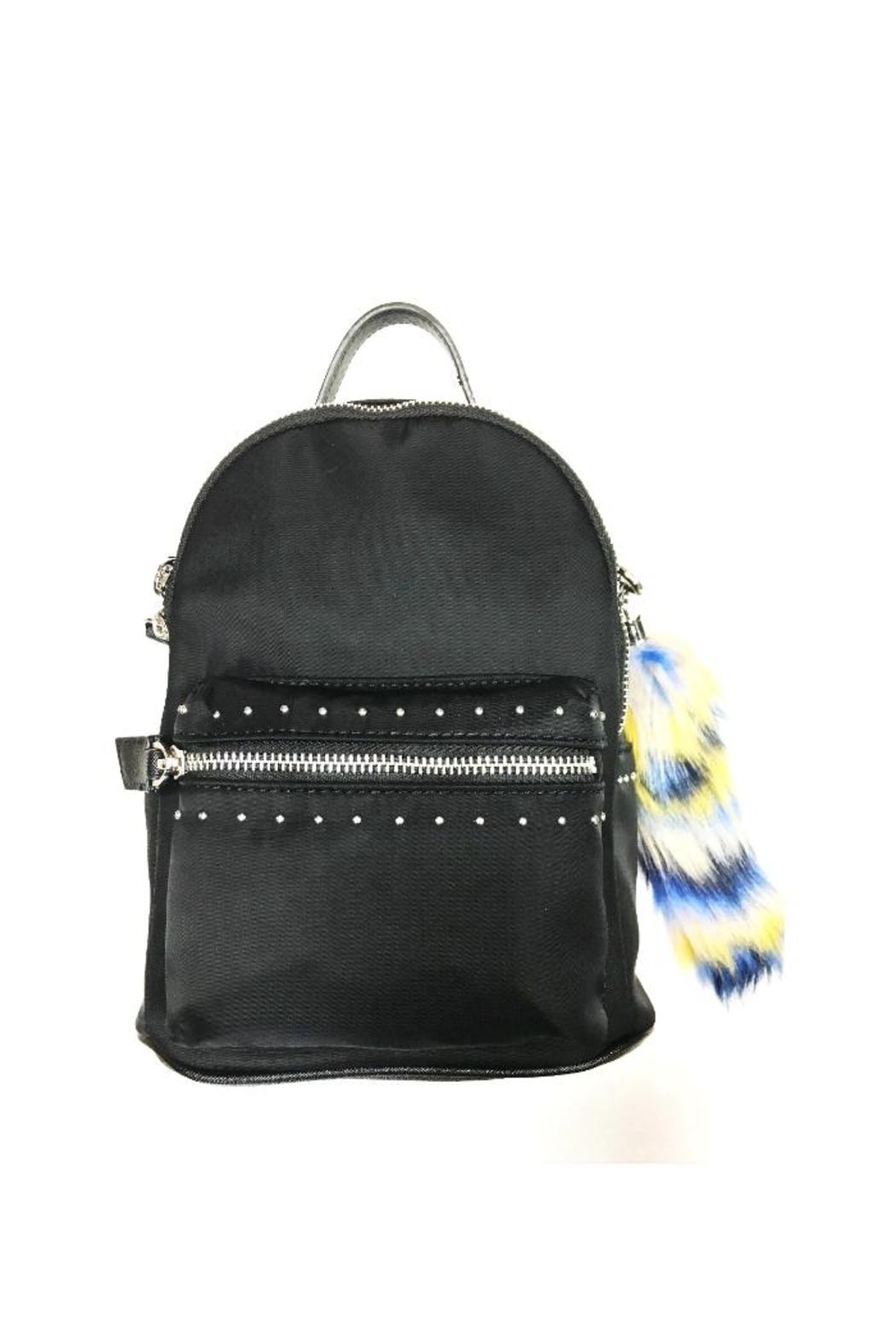 Like Dreams Mini Nylon Backpack - Front Cropped Image