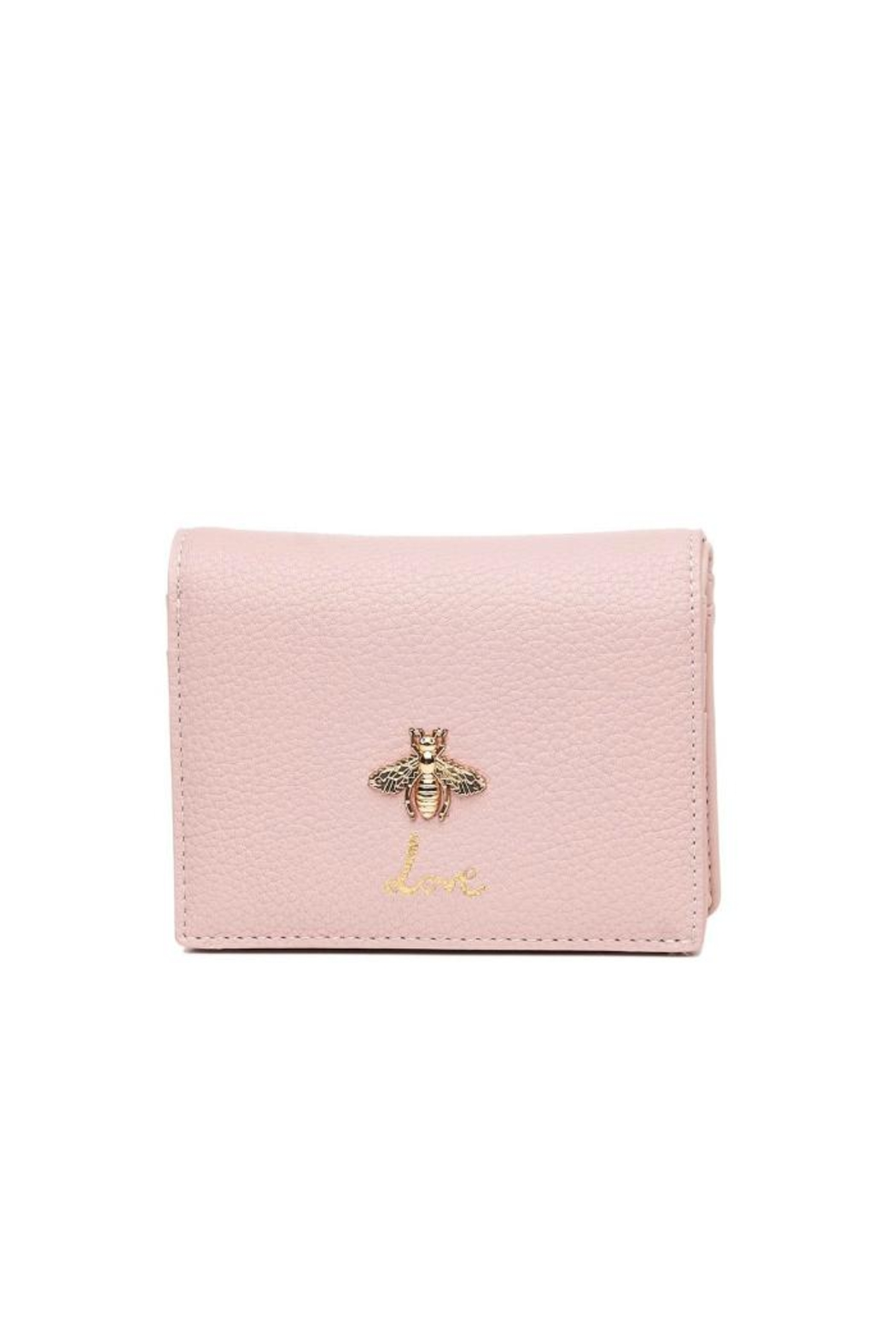 Like Dreams Yves Mini Wallet - Front Cropped Image