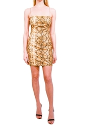 LIKELY Python Hayley Dress - Product Mini Image