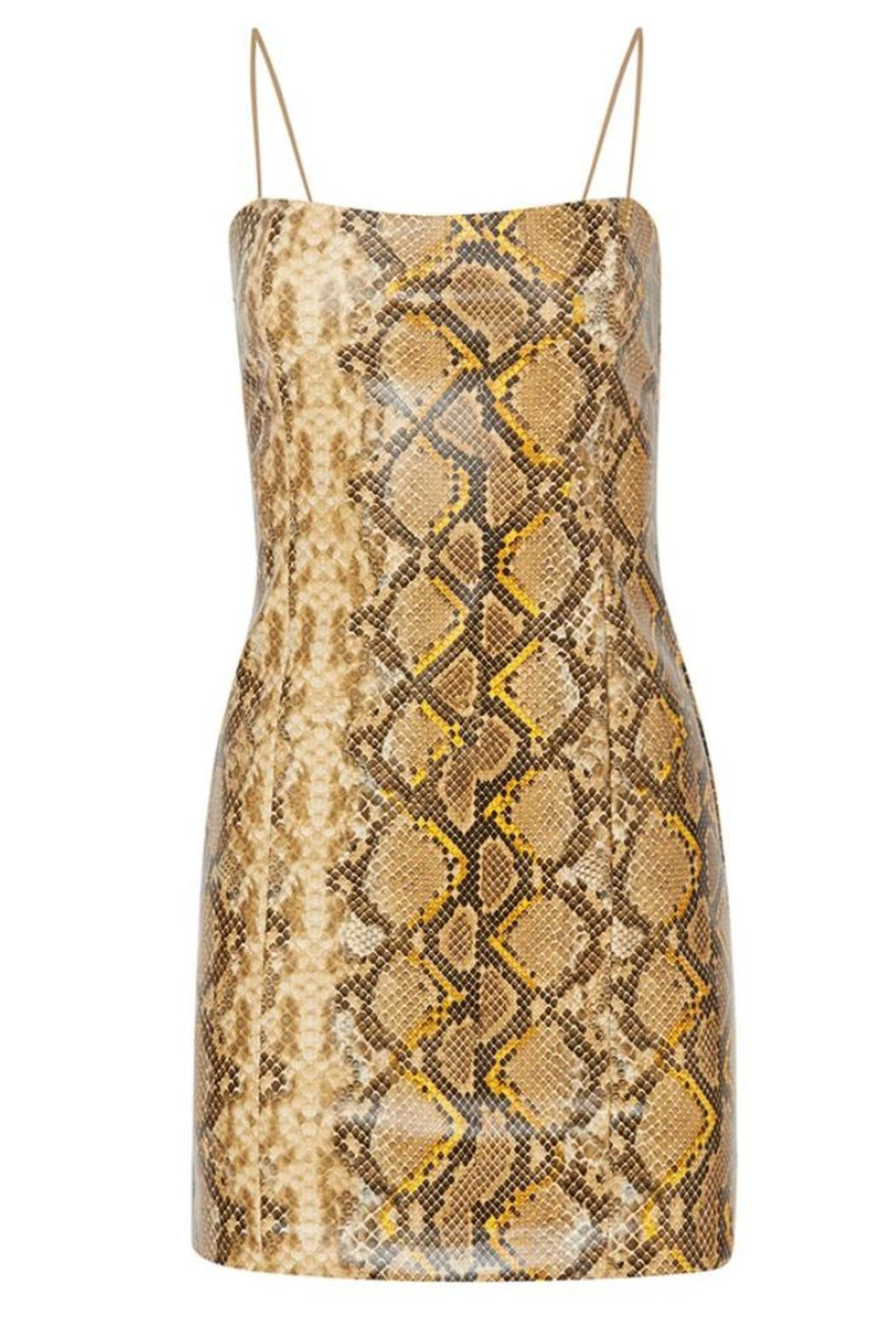 LIKELY Python Hayley Dress - Side Cropped Image