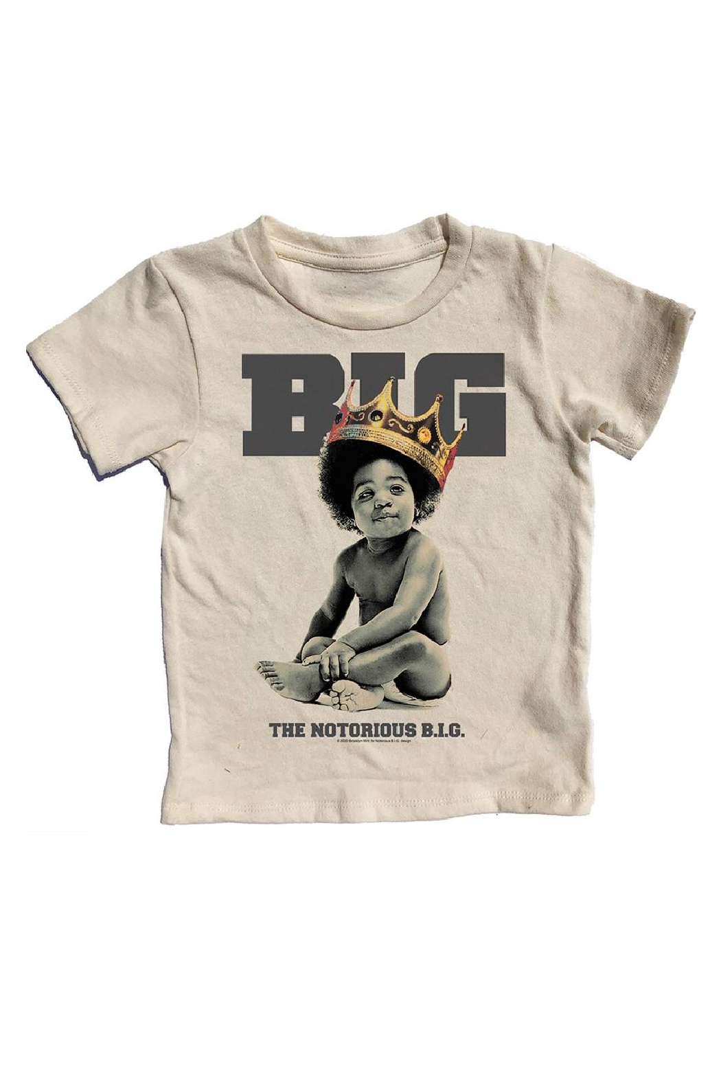 Rowdy Sprout Lil' Biggie Tee - Main Image