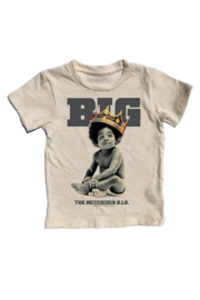 Rowdy Sprout Lil' Biggie Tee - Front cropped