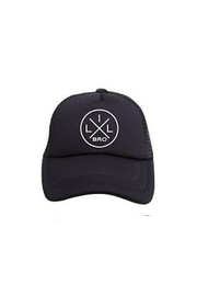 Tiny Trucker  Lil Bro Trucker Hat - Front cropped