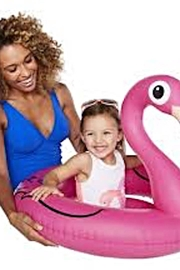 BigMouth Inc Lil Flamingo Float - Product Mini Image