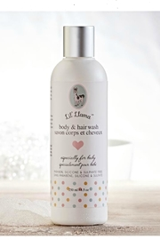 Gift Craft Lil-Llama Body/hair Wash - Front cropped