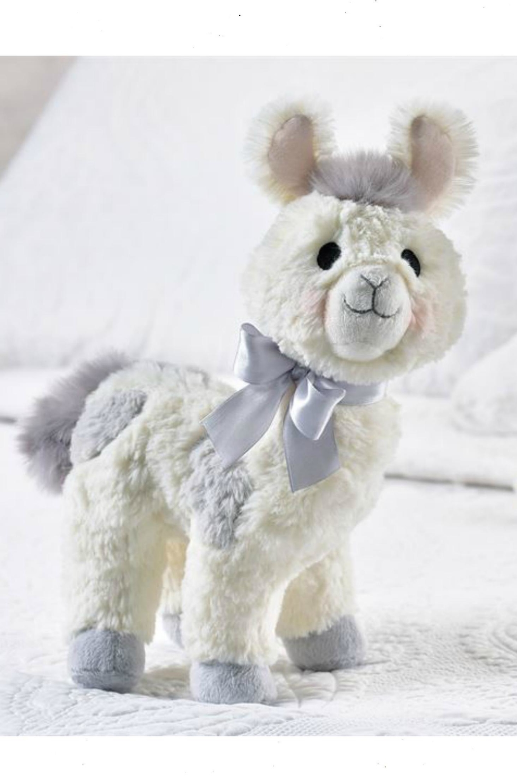 Gift Craft Lil-Llama Stuffed Animal - Front Cropped Image