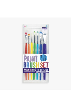 Ooly Lil Paint Brush - Set Of 7 - Product List Image