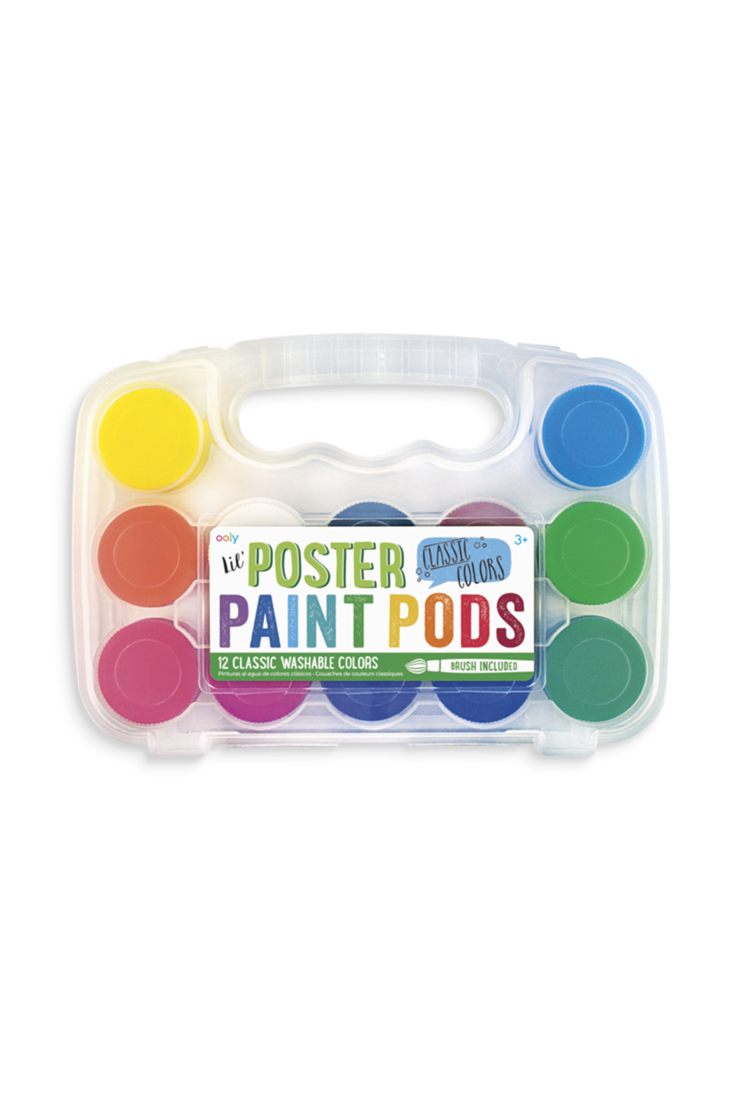 Ooly Lil Poster Paint Pods - Main Image