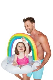 BigMouth Inc Lil-Rainbow Pool Float - Product Mini Image