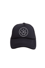 Tiny Trucker  Lil Sis Trucker Hat - Front cropped
