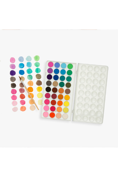 Ooly Lil Watercolor Paint Pods - Alternate List Image