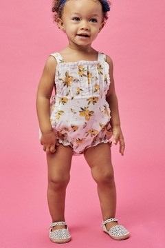 Shoptiques Product: Bloom Bubble Romper