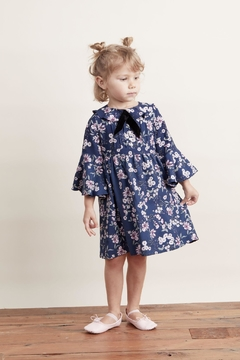 Lil Lemons Juniper Bell Dress - Product List Image