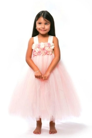 LIL MISS DRESS UP Blush Tutu Dress - Product Mini Image