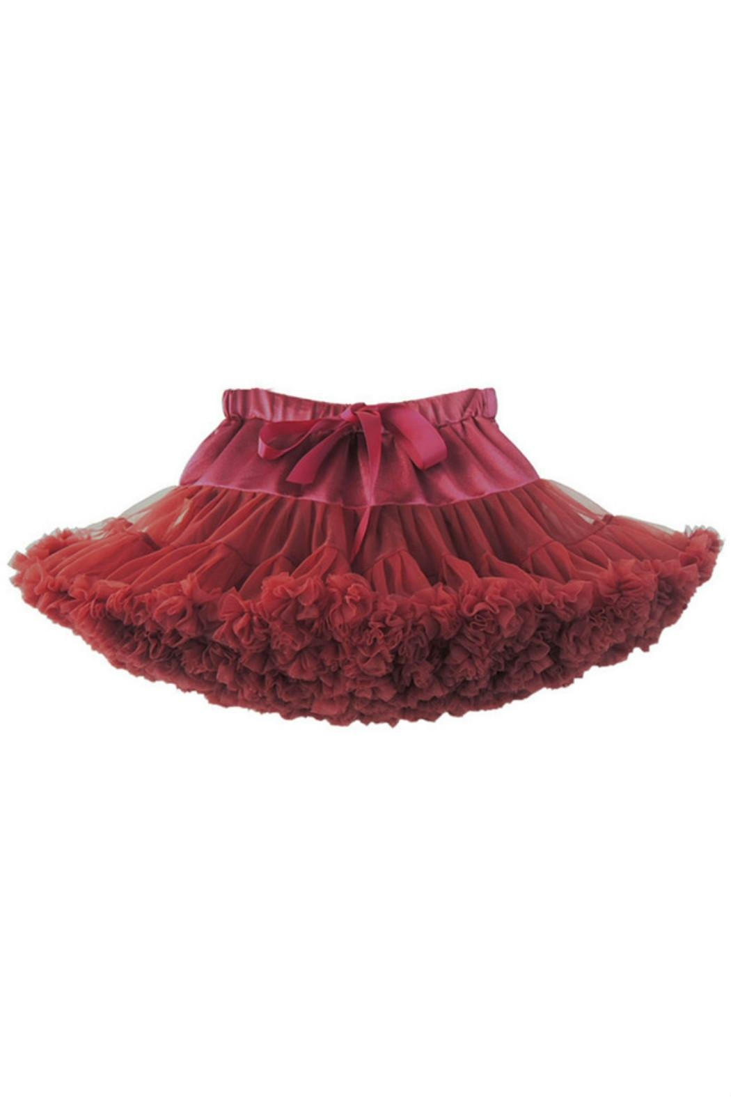 LIL MISS DRESS UP Fluffy Premium Pettiskirt - Front Cropped Image