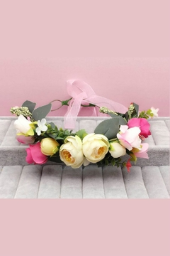 Shoptiques Product: Whimsy Flower Crown