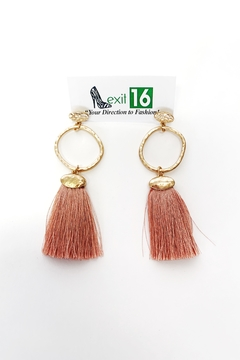 My Girl in LA Lila Earrings - Alternate List Image