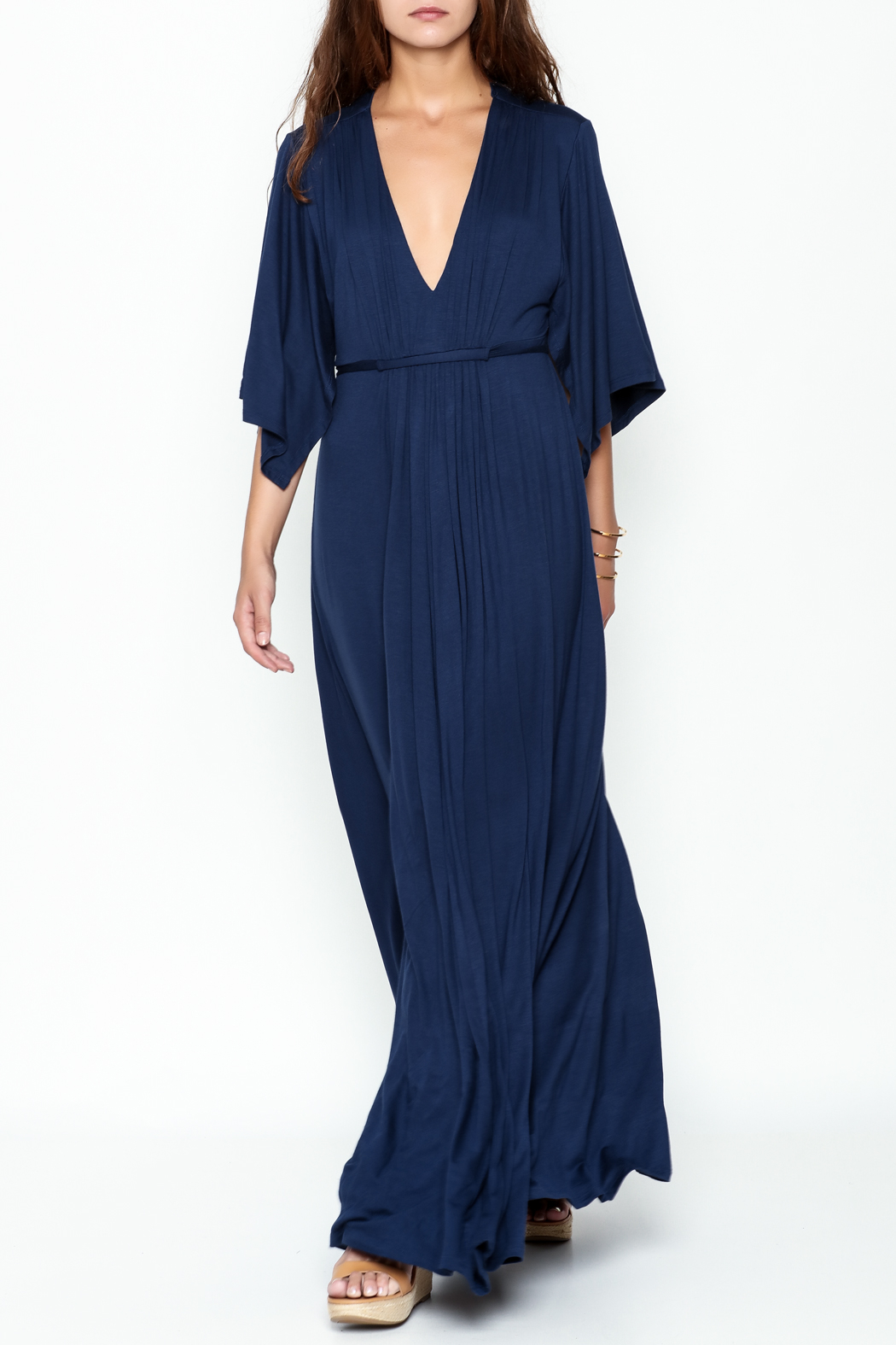 Lila Ila Mackenzie Maxi Dress - Main Image