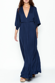 Lila Ila Mackenzie Maxi Dress - Front cropped