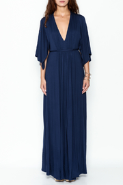 Lila Ila Mackenzie Maxi Dress - Front full body