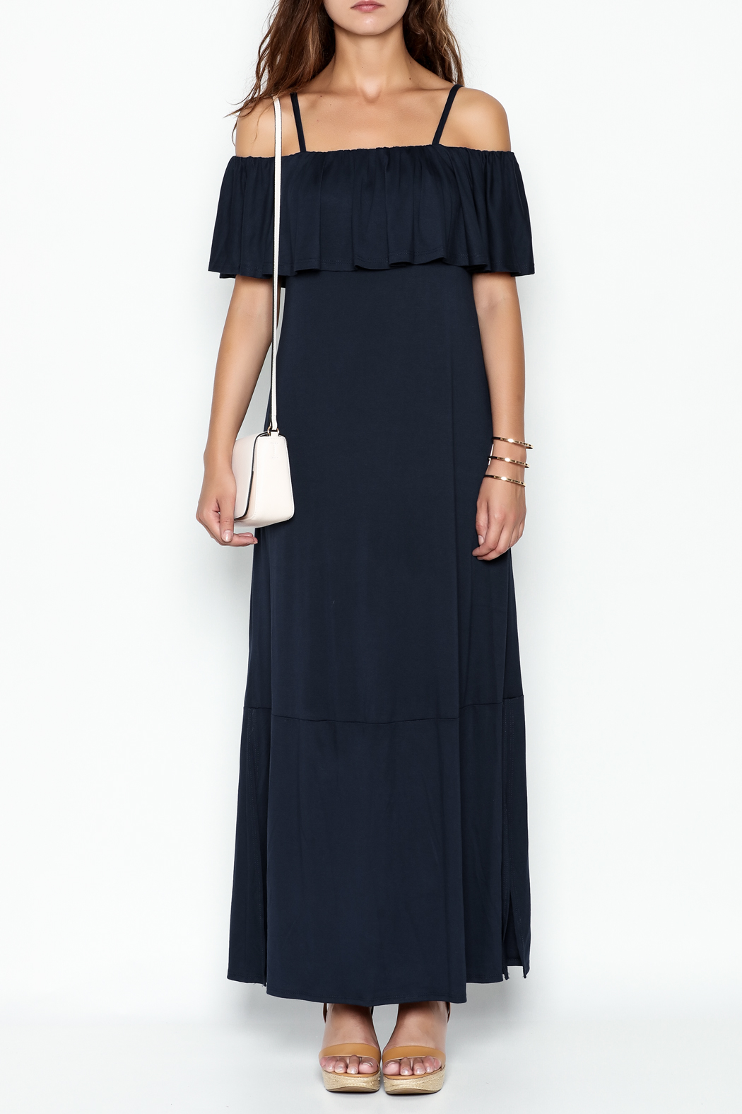 Lila Ila Maisie Maxi Dress - Front Full Image