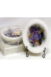habersham candle Lilac  Blossom Mini Wax Vessel - Product Mini Image