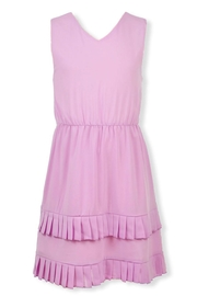 Laundry by Shelli Segal Lilac Dress - Front cropped