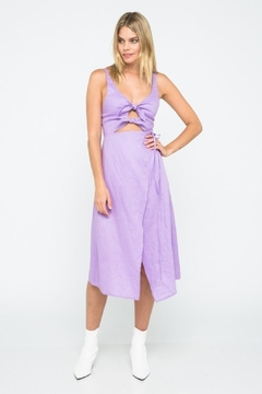 Shoptiques Product: Lilac Knot Dress
