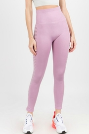Imagine That Lilac Leggings - Front full body