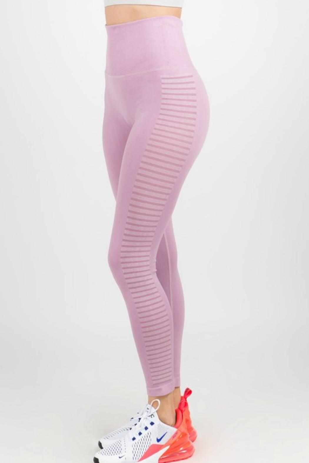Imagine That Lilac Leggings - Main Image