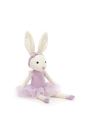 Jellycat  Lilac Pirouette Bunny - Product Mini Image