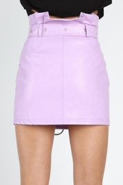 TIMELESS Lilac Skirt - Side cropped