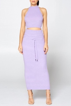 Win Win Lilac Skirt Set - Product List Image