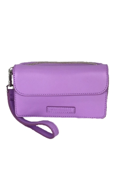 Vera Bradley Lilac Smartphone Wristlet - Product List Image