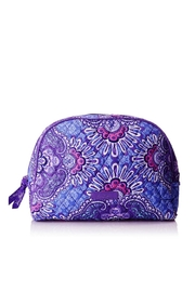Vera Bradley Lilac Tapestry Cosmetic - Product Mini Image