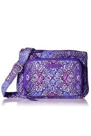 Vera Bradley Lilac Tapestry Little-Hipster - Product Mini Image