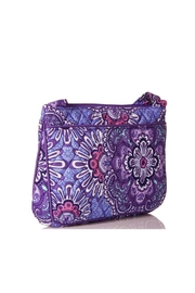 Vera Bradley Lilac Tapestry Little-Hipster - Front full body