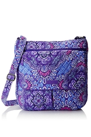 Vera Bradley Lilac Tapestry Mailbag - Product Mini Image