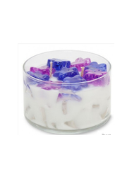 Primal Elements Lilac Two Wick Color Bowl Candle - Product Mini Image