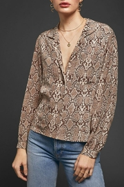 Anine Bing Lilah Blouse - Front cropped