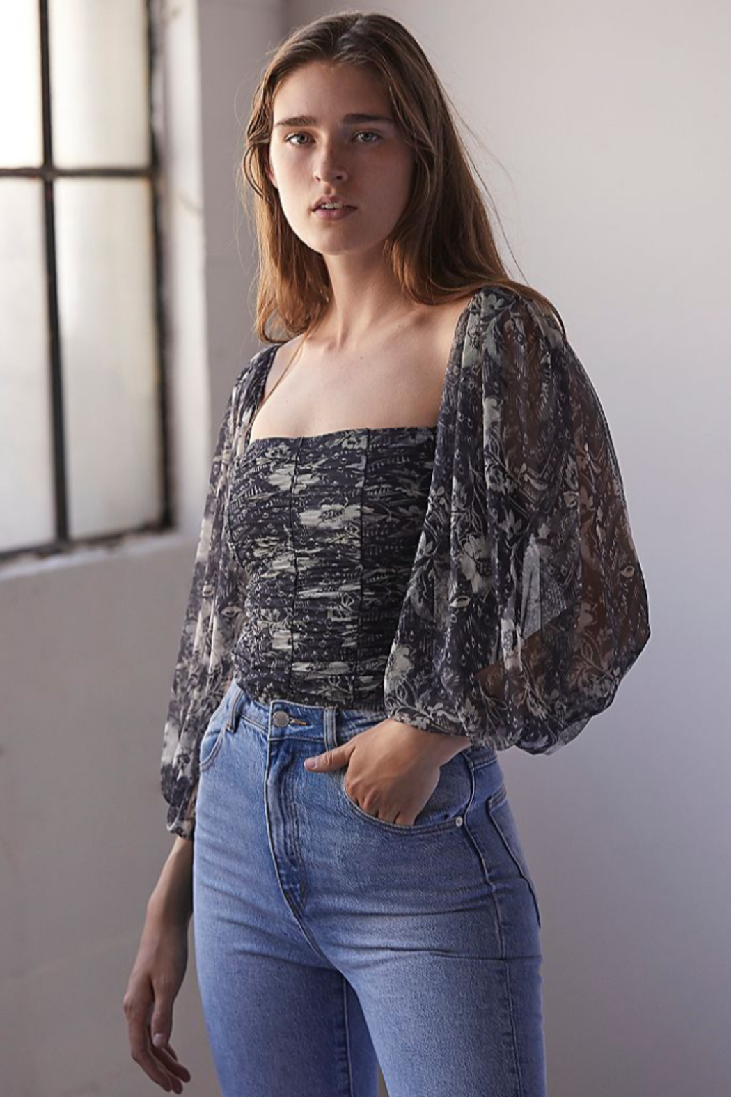 Free People Lilia Top - Side Cropped Image